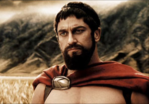 Personality ... MBTI Enneagram Leonidas (300) ... loading picture